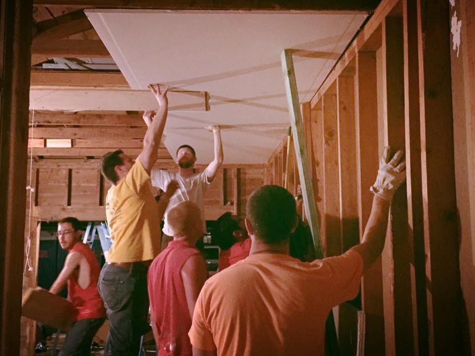 Putting in Garage Ceiling.jpg