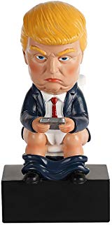 The Donald Trump Caganer