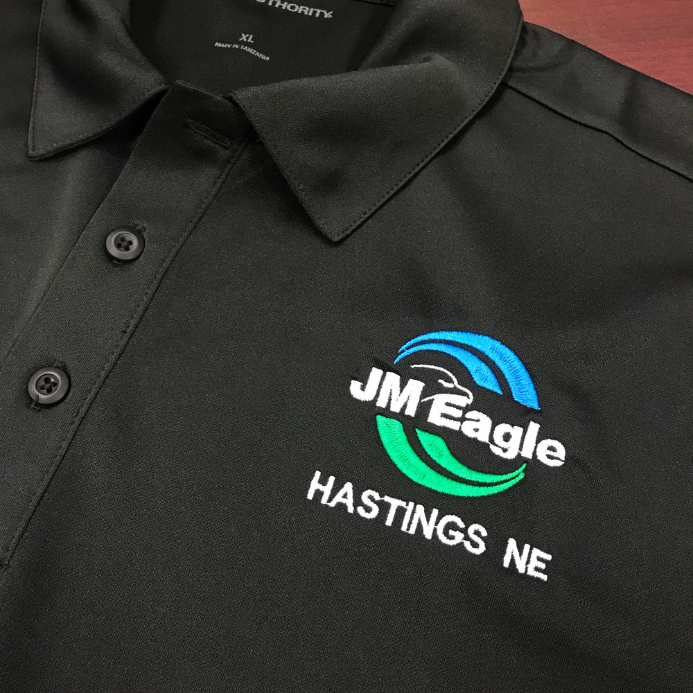 437d782c Embroidery - Custom Apparel | Hastings, NE — Business World