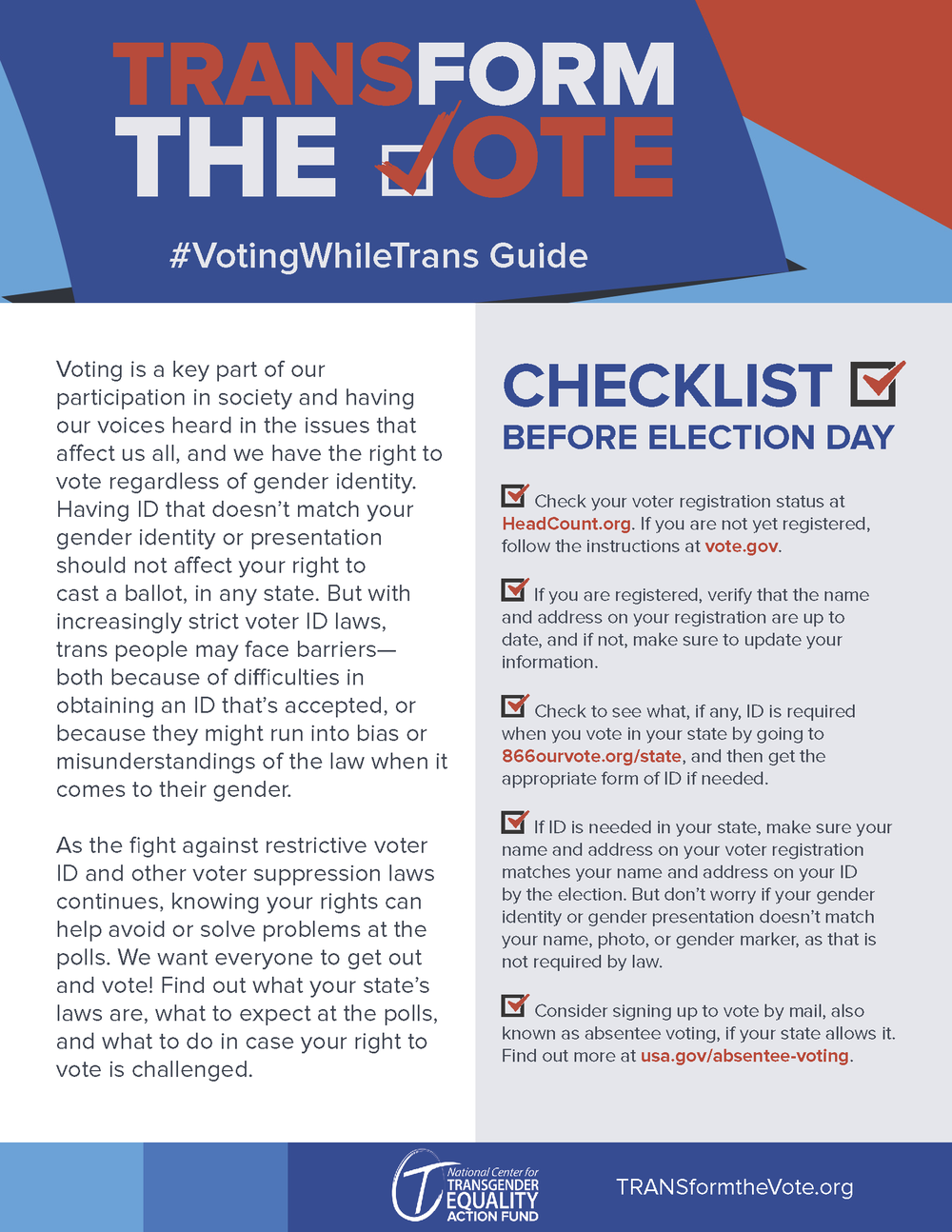 #VotingWhileTrans Guide (EN)