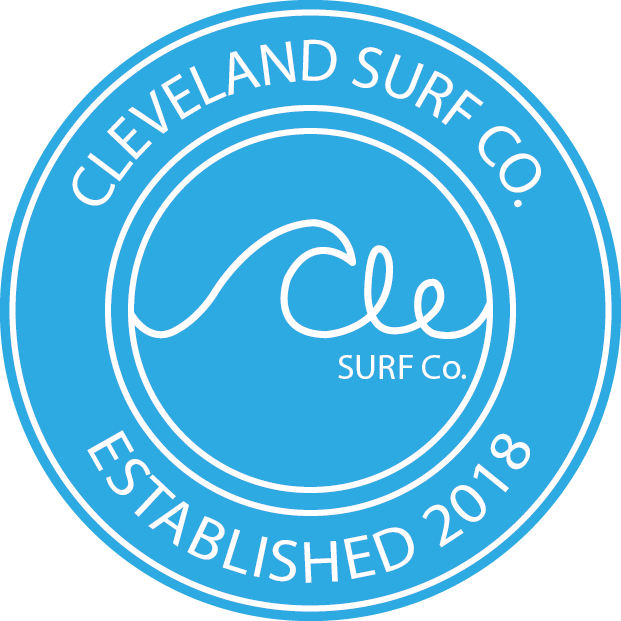 FREE Cleveland Surf Co. Sticke...