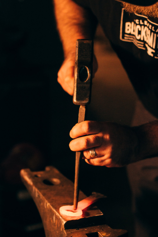 Cleveland Surf Co. X Cleveland Blacksmithing Collab - Forge