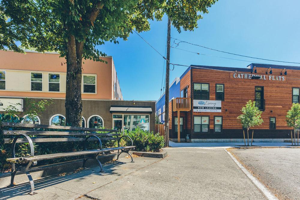 Cathedral Flats - 7220 N Burlington Ave.Portland, OR 97203Studios