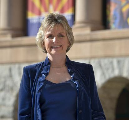 "State Senator Kate Brophy McGee - ""Marie is the right person for this position. Her experience as a CEO, expertise in workforce development and longtime leadership in education would be assets to the Maricopa Community College Governing Board."""