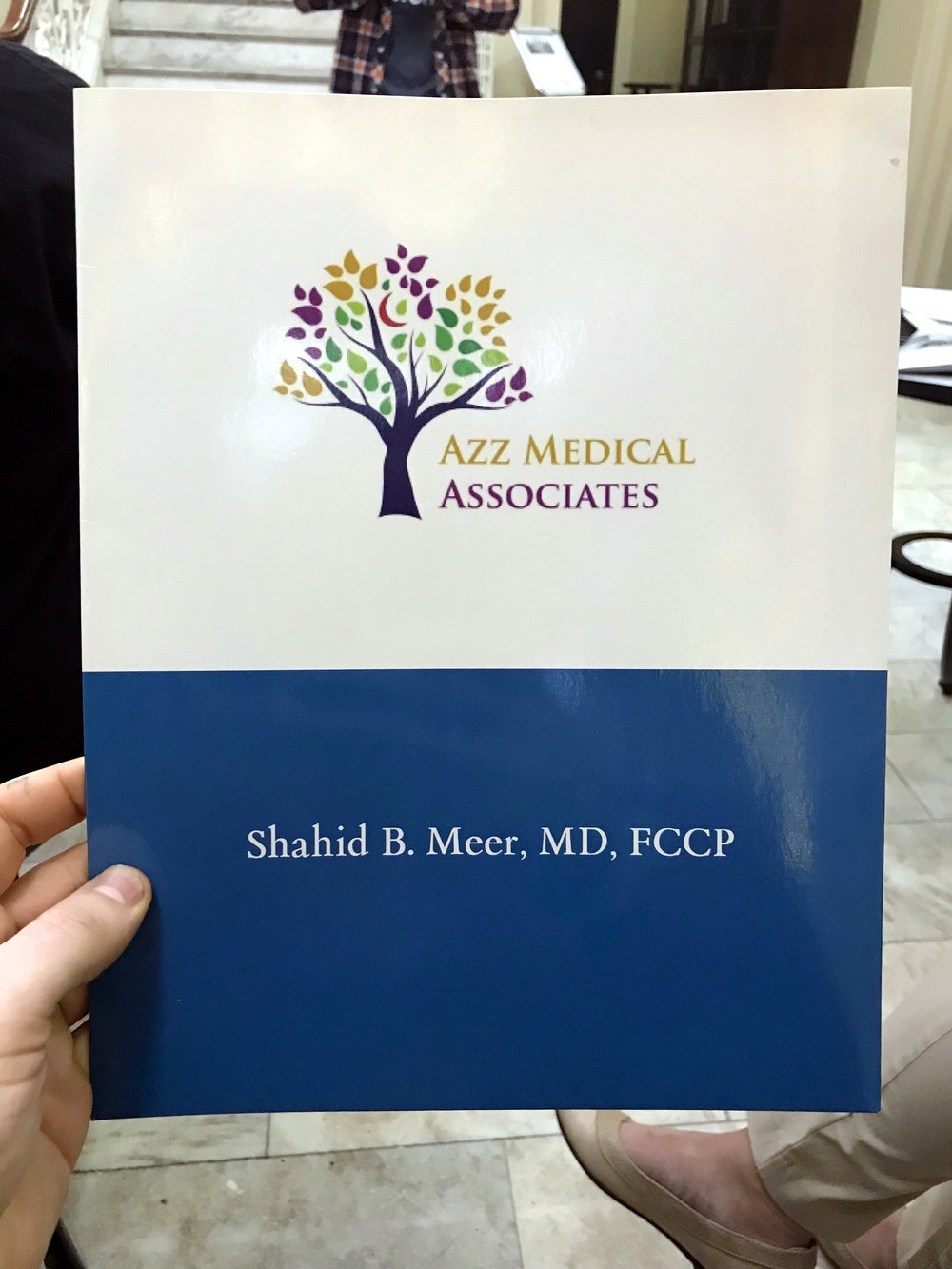 Dr. Meer is an advocate for cannabis in Ewing, NJ. His specialties include  Pulmonary Disease  and  Internal Medicine.  He practices at   AZZ MEDICAL ASSOCIATES, 1440 Pennington Rd Set 1 Ewing, NJ 08618    /    (609) 890-1050