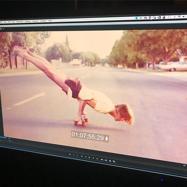 Crunch time, Kids! Pushing for a rough cut to submit to #Sundance2019 #nmenthemovie #n4life #skateboard #documentary #deangonzalezedit