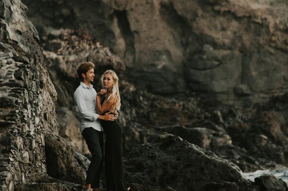 Tiffany & Lorenzo in Tenerife -