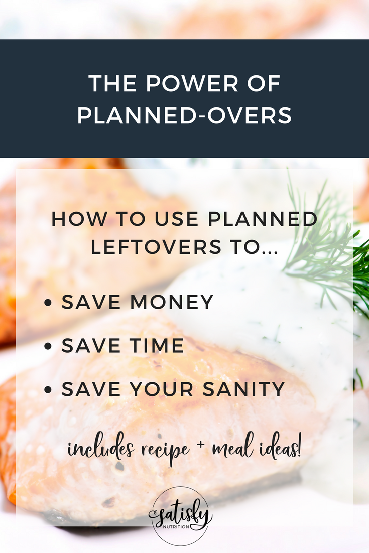 How to meal prep and plan leftovers to save money, time, and your sanity