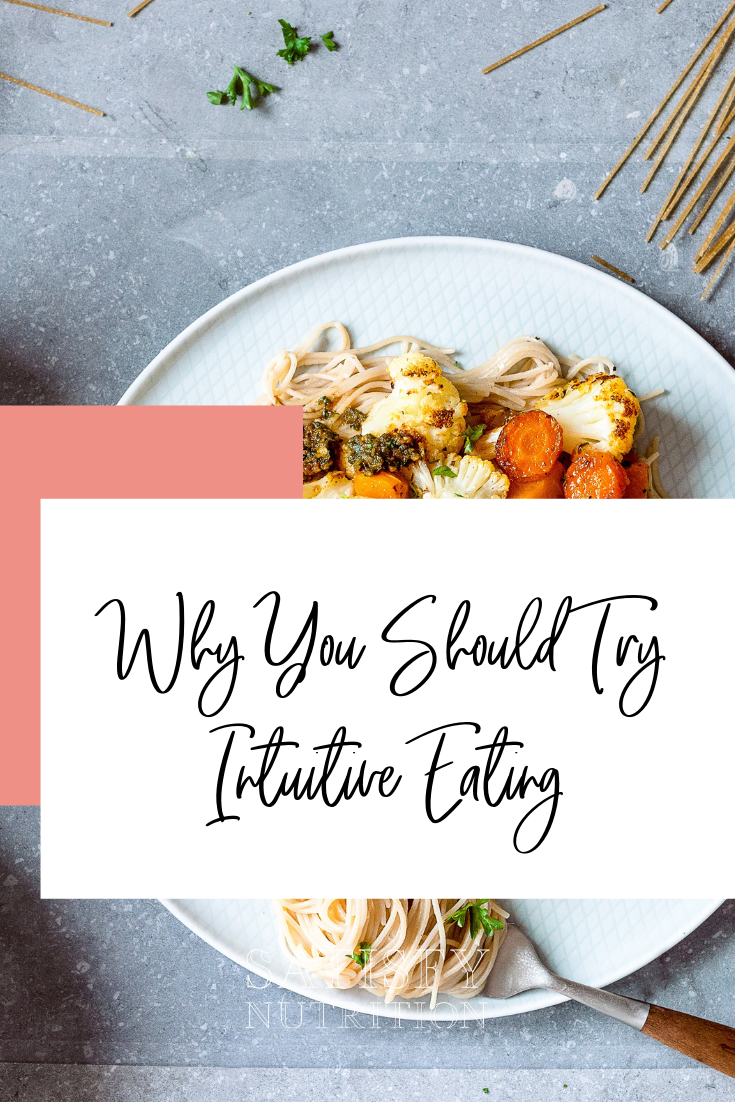 intuitive eating a practical guide to freedom from chronic dieting