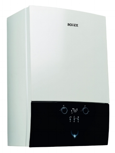 GAS BOILERS FOR DHW AND CENTRAL HEATING -