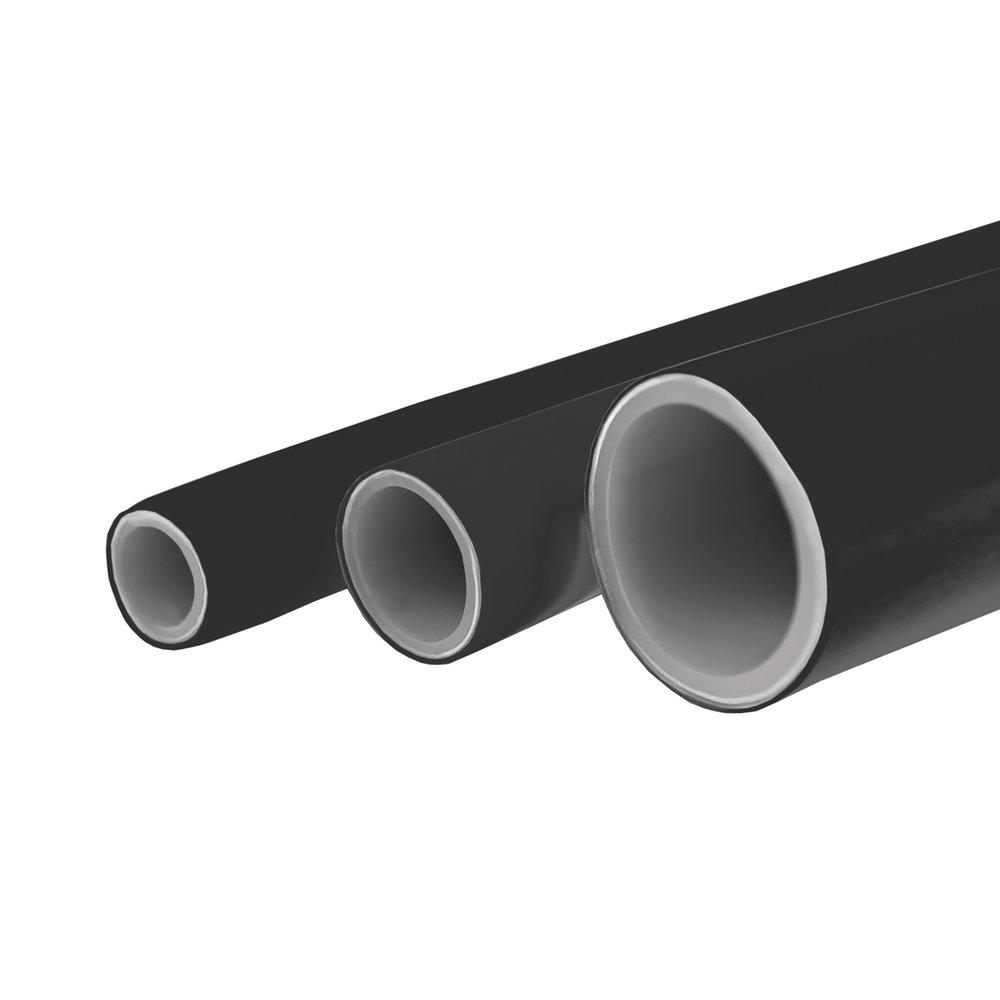 Monolayer Pex Pipe, Straight Length