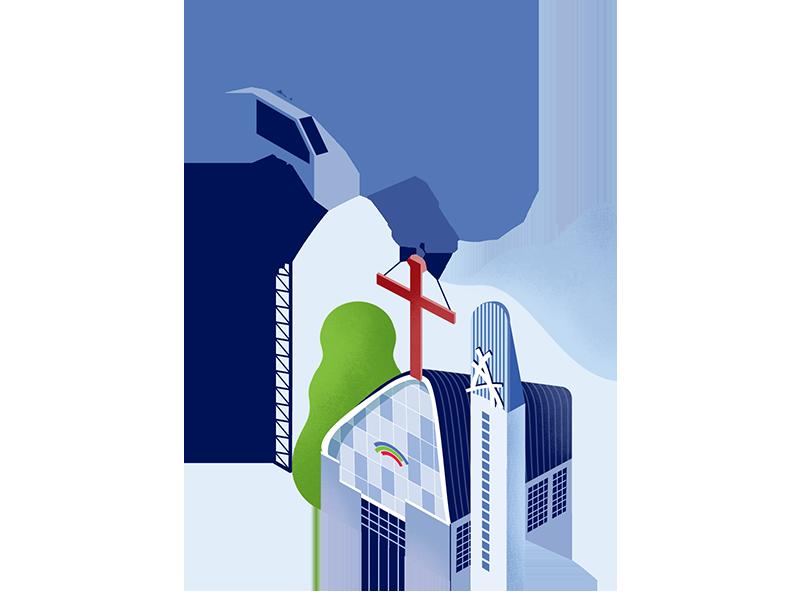 교회의 설립 및 운영지원 사업 -