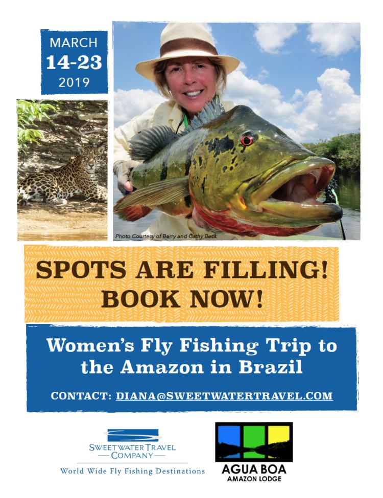 Fish Until I Di - Blog by Diana Abbott