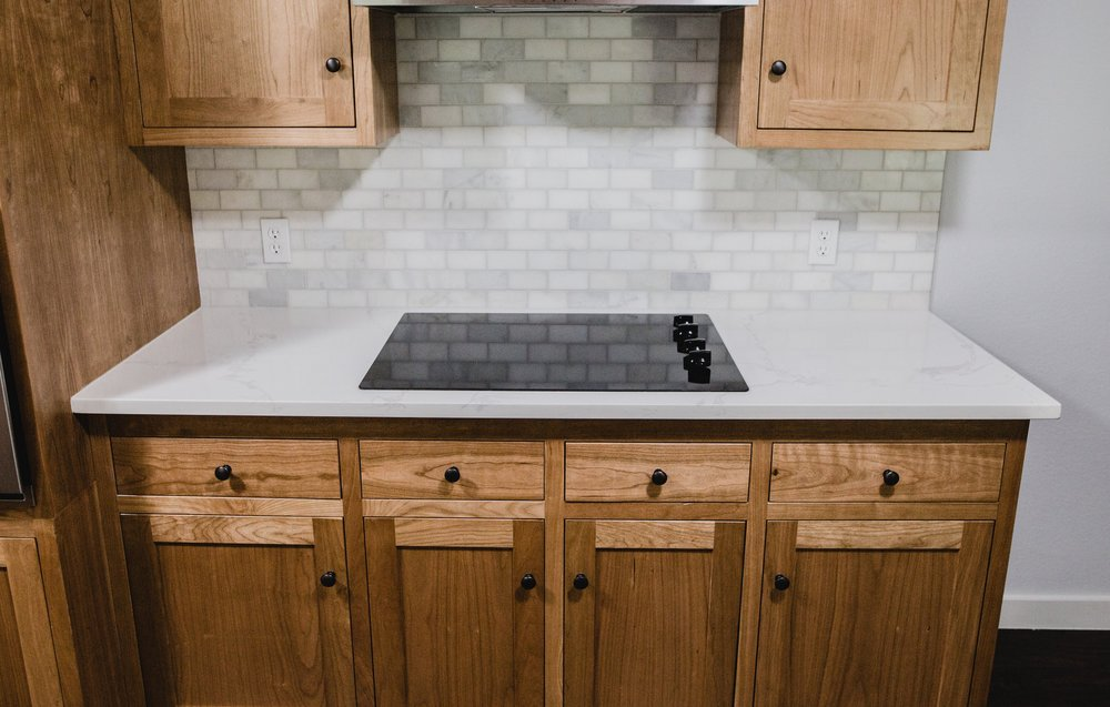 SUBWAY tile BACKSPLASH -