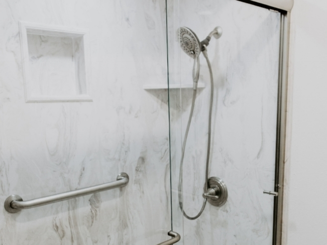 Showers -