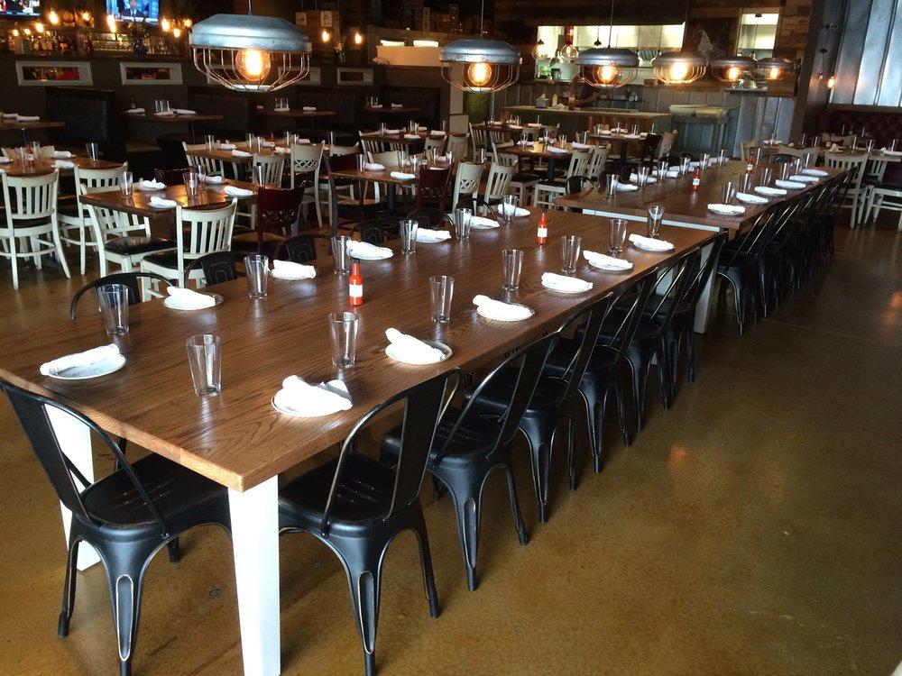 Custom Furniture - Farmhouse Tables, Cabinets, Coffee Tables