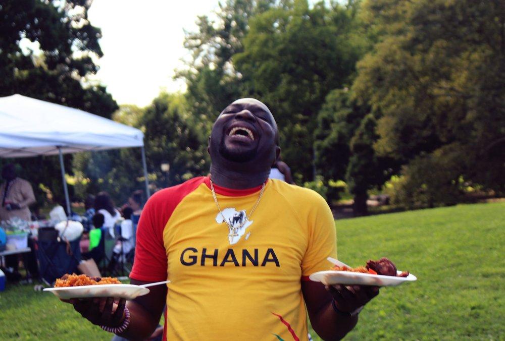 Food - Aduane(Twi)niyenii(Ga-Adangbe)nududu(EWE)