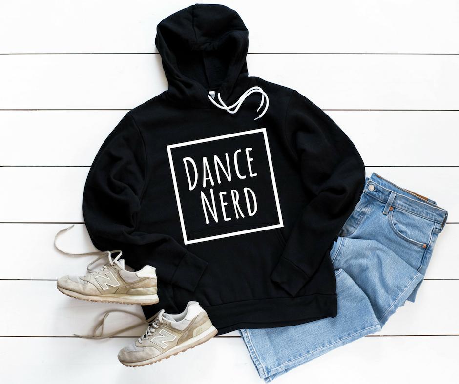 "ALL THINGS ""DANCE NERD"" -"