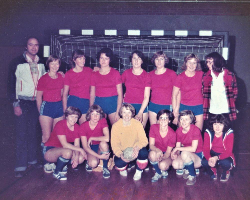 Tryggkameratenes  håndballag sesongen 77-78.jpg