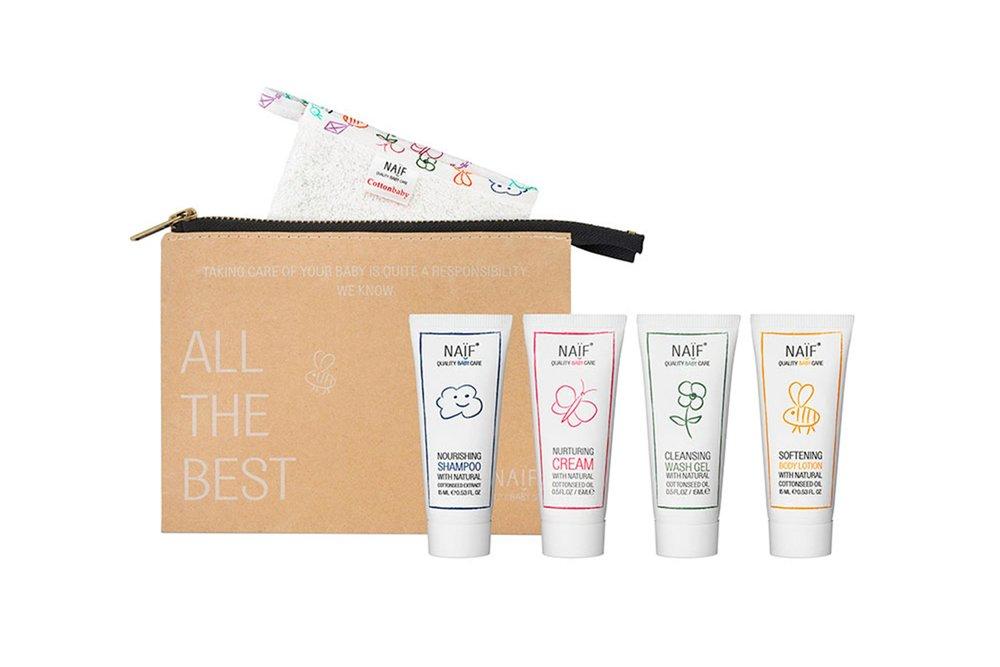 Naïf Babycare Travel Kit