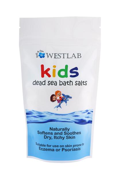 Westlab Kids Dead Sea Bath Salts