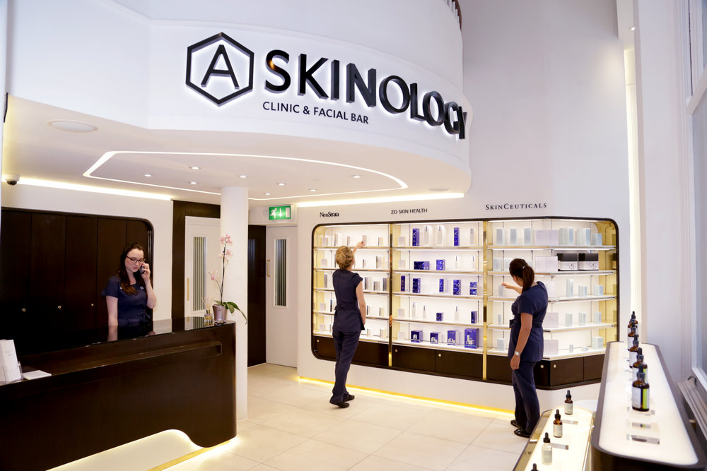 ASKINOLOGY London's New Aesthetic Concept