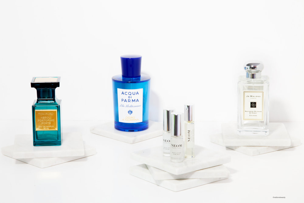 4 Citrus Fragrances To Welcome In Summer
