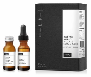 Skincare Crush; The Copper Ultra Revive Facial