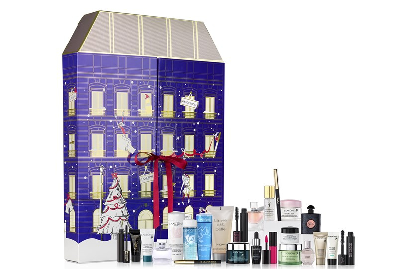 The Best Christmas Beauty Calendars 2017