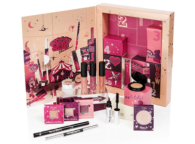 FEEL UNIQUE 12 Days of Beauty Calendar £35