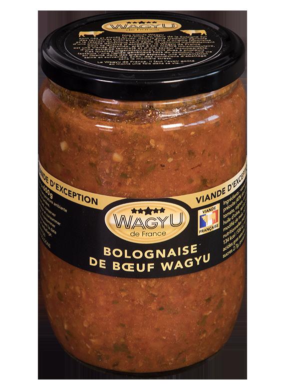 Bolognaise Wagyu de France