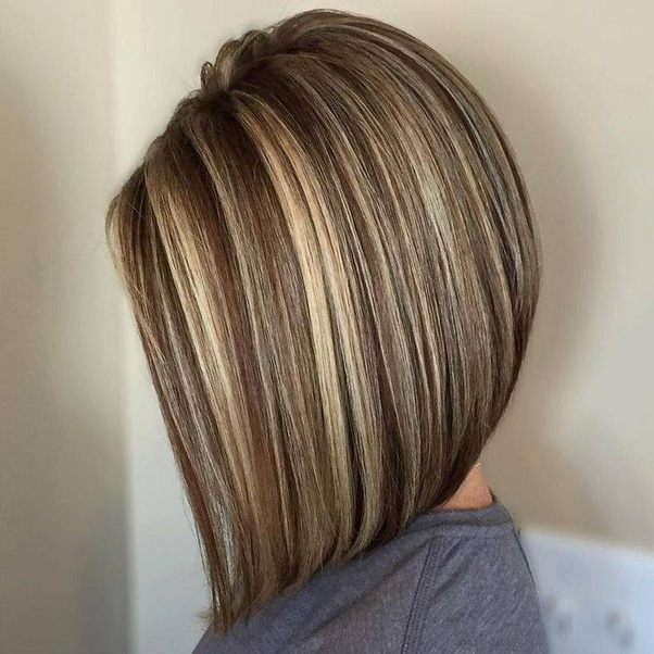 Image 2: Example result of highlight hair coloring