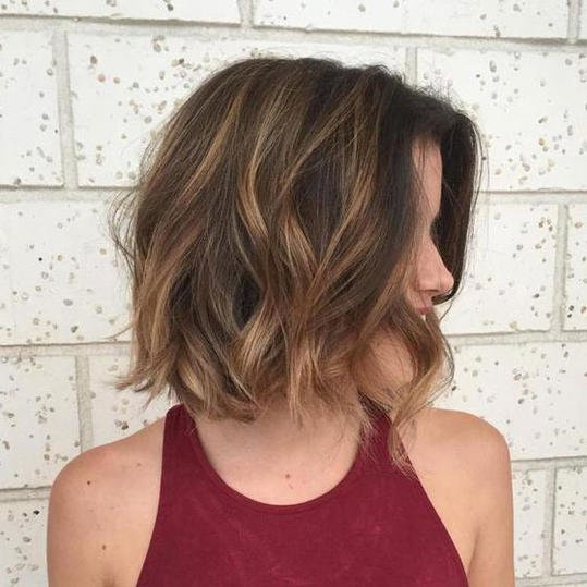 medium_brown_bob_with_caramel_balayage