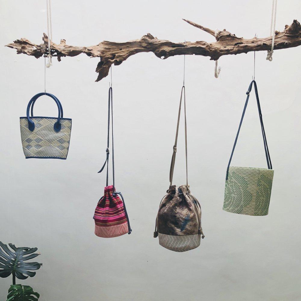 Beautiful bags, handmade by Halo Halo Store PH.