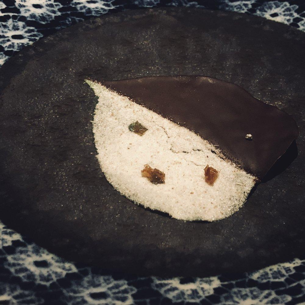 Chocolate Betel Leaf