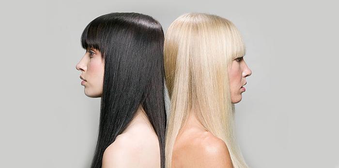 Сеченые волосы