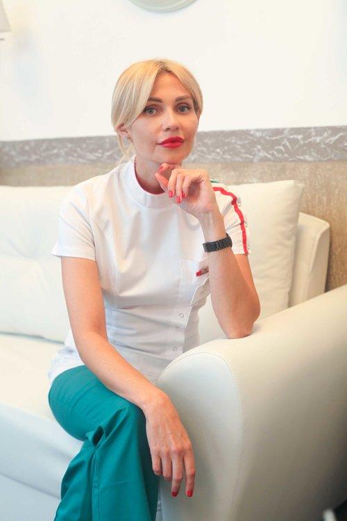 Юлия Кулик макияж