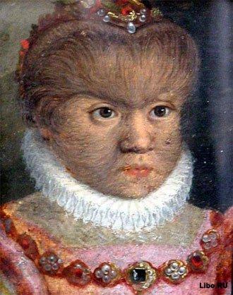 Антониета, 1595