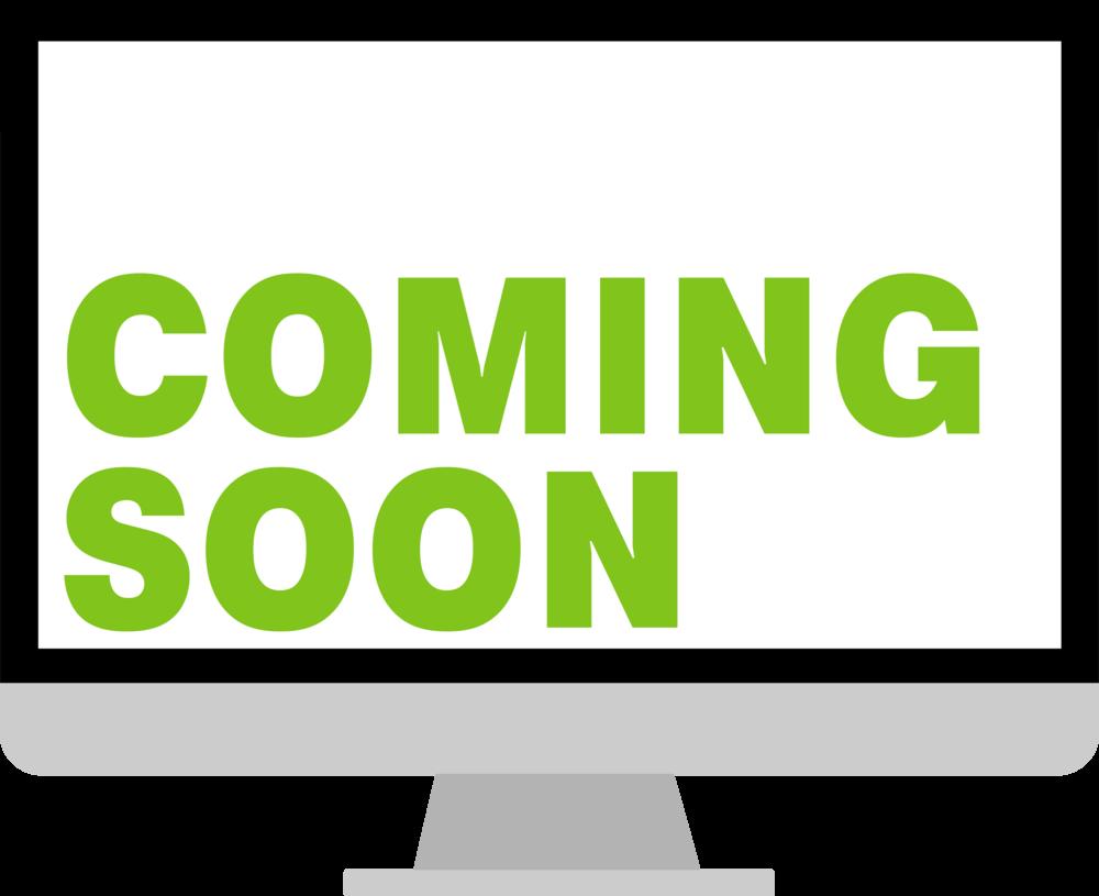 Coming soon! -