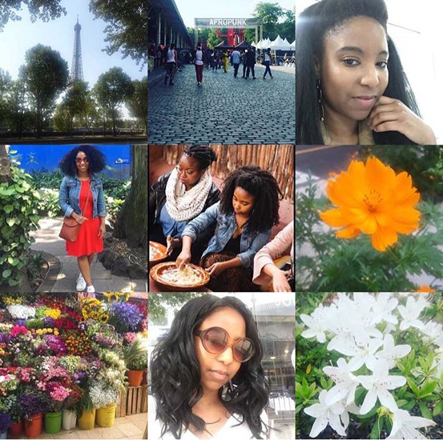 My #bestnine2018 here's to more travel, selfies and flowers in the new year ❤️