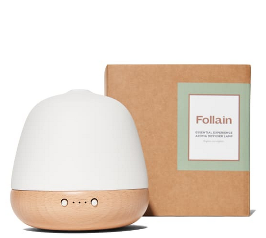 Essential Experience Aroma Diffuser Lamp      Follain