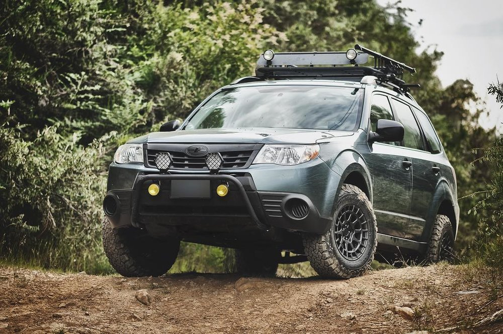 Subaru Forester Off Road >> Up Over Feature 003 Donald Gruener Up Over