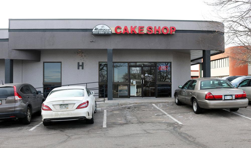 - Masterpiece Cakeshop, Lakewood, Colorado, 2018. Photo: Jeffrey Beall.
