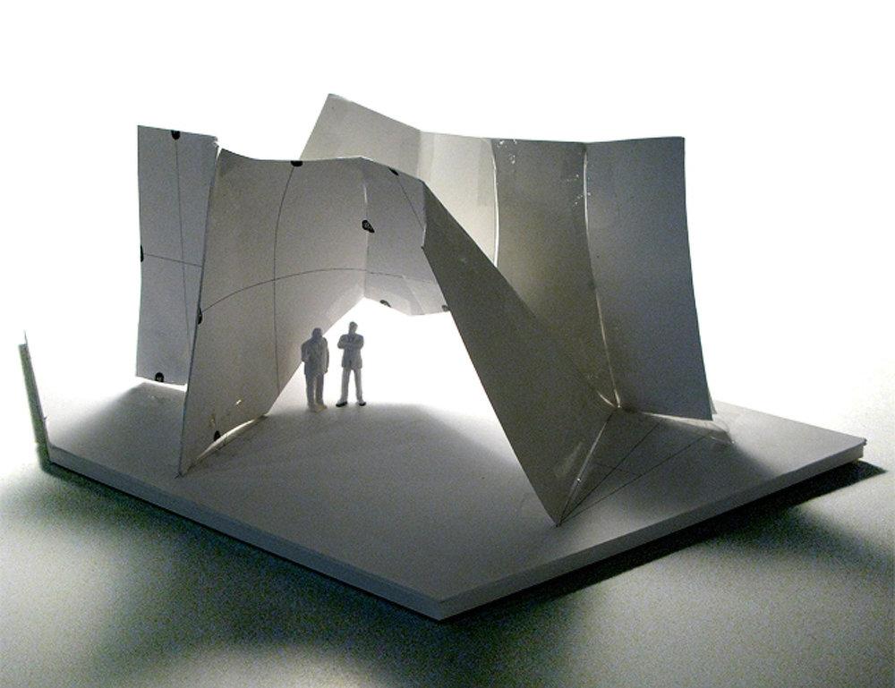 Scratch Studio_Summer Pavilion - Model