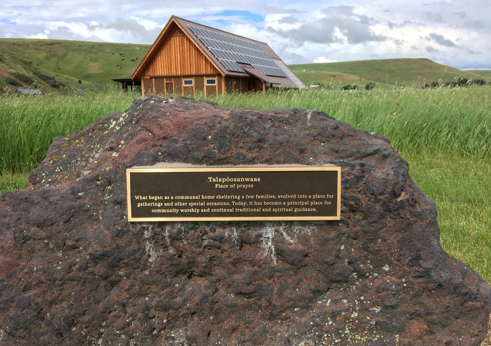 Copy of Bronze Interpretive Plaque