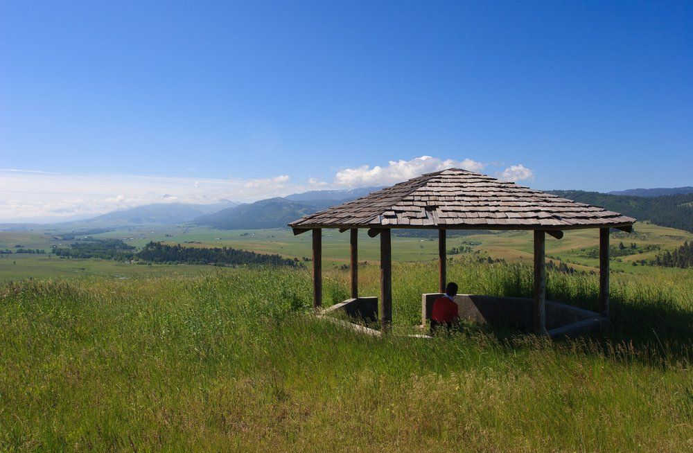 Copy of Gazebo on Tick Hill