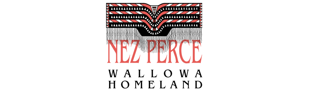 Logo for Nez Perce Wallowa Homland