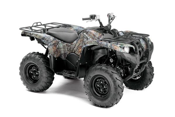 Yamaha Grizzly ATV -