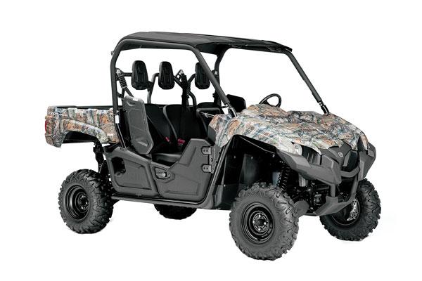 Yamaha Rhino SxS -