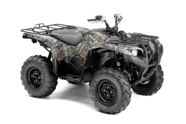 Yamaha Grizzly ATV